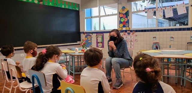 Como é o dia a dia da educação infantil
