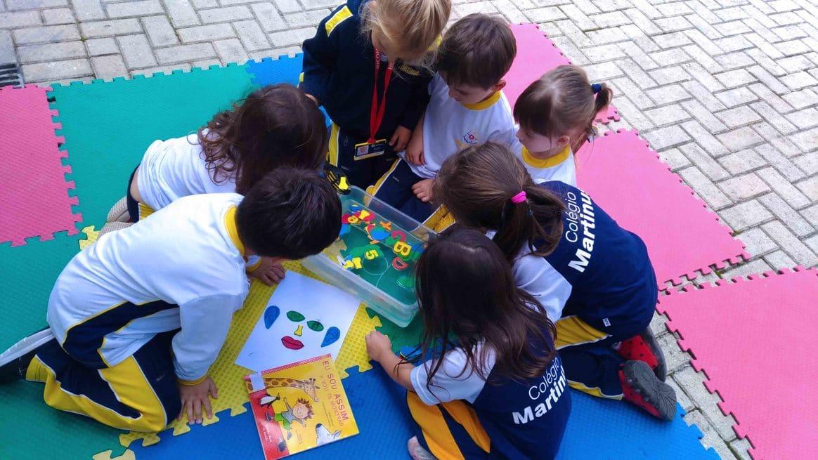 Educação Infantil em turno integral