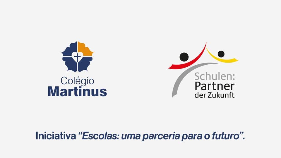 """Iniciativa Pasch - """"Escolas: uma parceria para o futuro""""."""