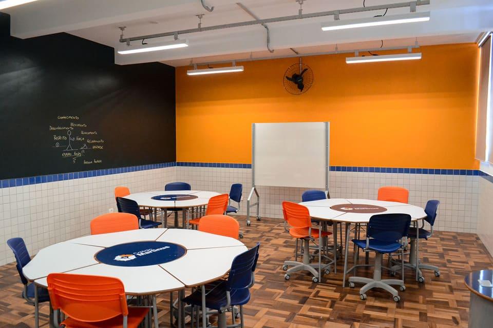 Sala de aula 360°